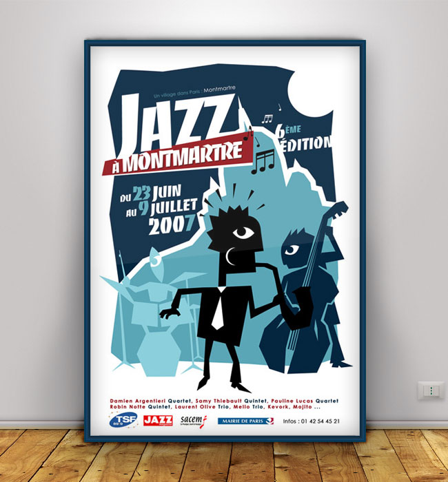 Jazz à Montmartre
