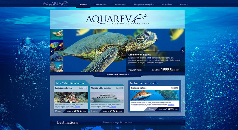 Aquarev.fr